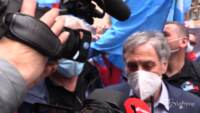 """Ex Ilva, Palombella: """"Governo capisca che situazione è insostenibile"""""""