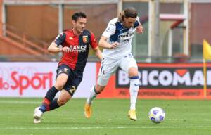 Genoa vs Atalanta - Seria A TIM 2020/2021
