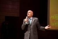 Milano, l'avvio della campagna elettorale di Stefano Parisi al Teatro Dal Verme