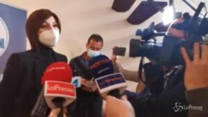 """Nuova sede Forza Italia a Bologna, Bernini: """"Decideremo futuro candidato con FdI e Lega"""""""