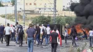 Cisgiordania, barricate e manifestazioni nel giorno della Nakba