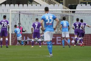 Fiorentina vs Napoli - Serie A TIM 2020/2021