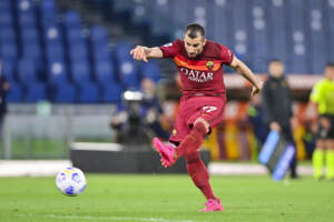 Roma-Lazio, Mkhitaryan al tiro