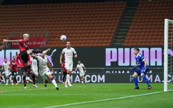 Il Milan sbatte contro il Cagliari: la Champions si decide negli ultimi 90′
