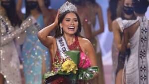 Miss Universo Andrea Meza