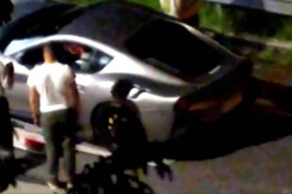 Ronaldo 'trasloca' le auto di lusso: video preoccupa tifosi Juve