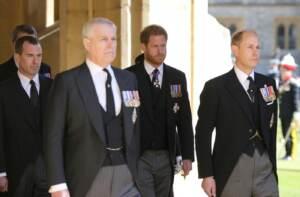 I funerali del Principe Filippo a Windsor