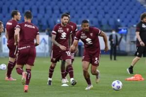 Lazio vs Torino - Serie A TIM 2020/2021