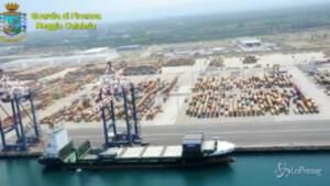 'Ndrangheta, 400 kg di cocaina dal porto di Gioia Tauro al Kosovo: 25 fermi