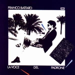 Franco Battiato, l'album La Voce del Padrone