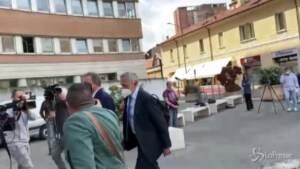 Csm, pm Storari in Tribunale a Brescia per interrogatorio