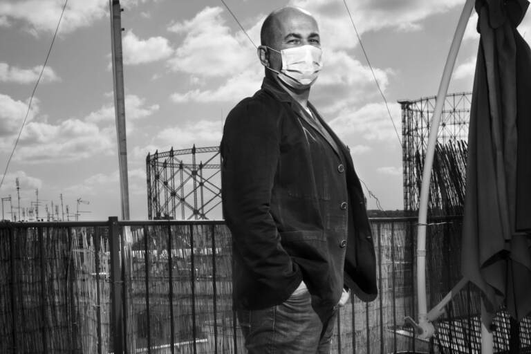 Riccardo Ghilardi mette in mostra il lockdown del cinema italiano GALLERY