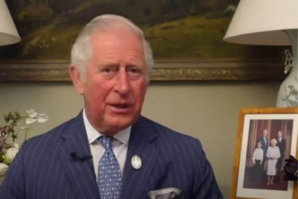 Carlo d'Inghilterra ha cancellato le foto del principe Harry