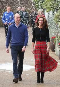 William con Kate