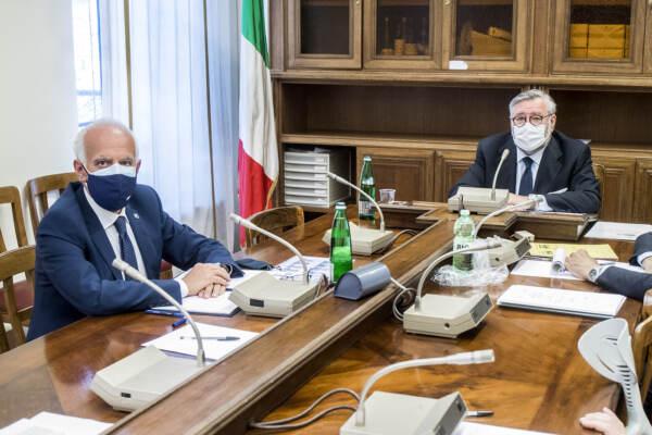 COPASIR, audizione del direttore del DIS Gennaro Vecchione
