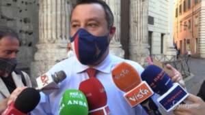 """Copasir, Salvini: """"Presidenza a Fdi? Amici dell'Iran non sono amici miei"""""""