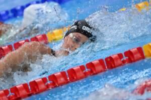Europei di nuoto, Federica Pellegrini argento nei 200 stile libero