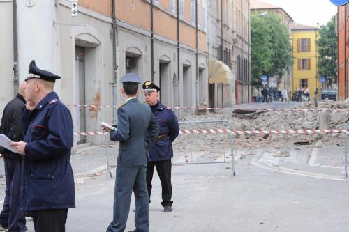9 anni fa il terremoto dell'Emilia-Romagna – GALLERY