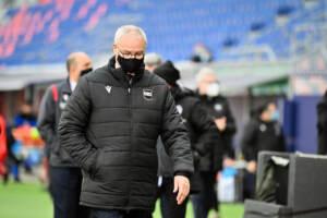 """Sampdoria, Ranieri lascia panchina: """"Ringrazio tutti"""""""