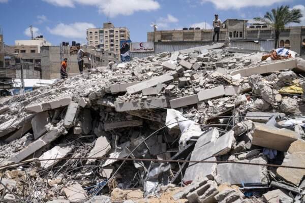 Gaza, scatta il cessate il fuoco tra Israele e Hamas