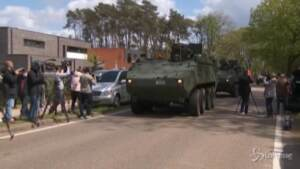 Belgio, ancora caccia all'uomo: l'esercito alla ricerca del soldato di estrema destra