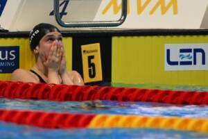 Budapest, 35esima edizione Campionati europei di nuoto