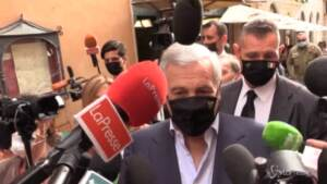 """Amministrative, Tajani: """"Convinti che il Centrodestra andrà unito"""""""