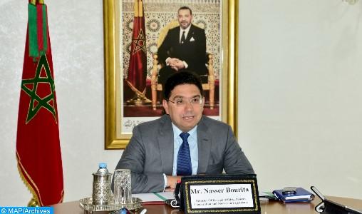 Marocco ministro degli Esteri