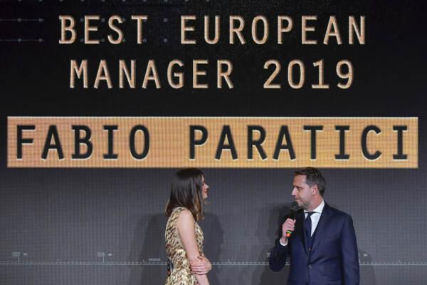 Juventus: Paratici lascia club
