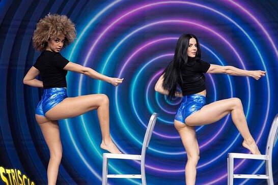Shaila Gatta e Mikaela Neaze Silva, le veline più longeve di 'Striscia'