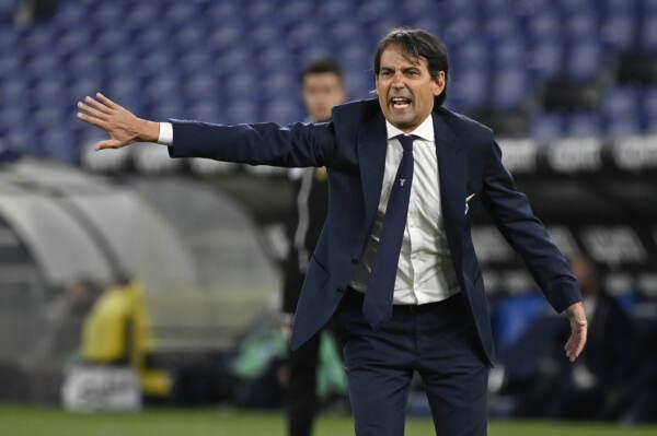 Lazio vs Parma - Serie A TIM 2020/2021