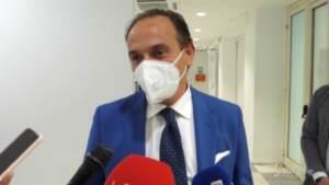 """Piemonte, Cirio: """"Segnali confortanti: l'epidemia sta retrocedendo"""""""