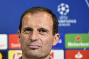 Uefa Champions, Conferenza stampa della Juventus alla vigilia della sfida contro l'Ajax
