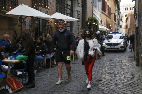 Roma, zona gialla: aperitivi e cene a Trastevere