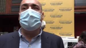 """Rifiuti a Roma, Zingaretti: """"Non ce la facciamo più, situazione può diventare drammatica"""""""