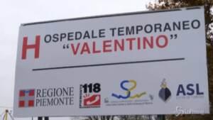 Vaccini, in Piemonte al via 'Open hub Valentino' a Torino
