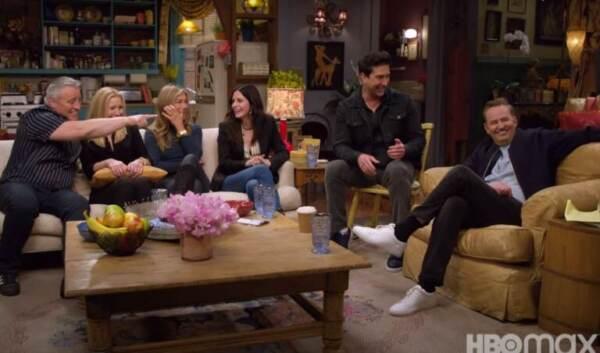 In Cina censurati 6 minuti della puntata speciale di Friends