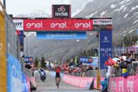 Giro d'Italia, Caruso vince 20/a tappa. Bernal resta in rosa