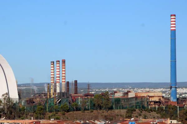 Ex Ilva di Taranto, proteste delle imprese dell'indotto