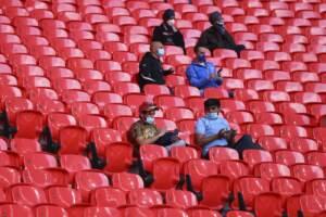 FA Cup, i tifosi tornano allo stadio per Leicester-Southampton