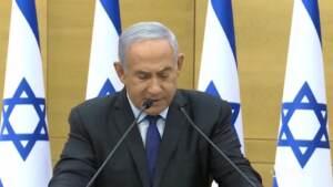 Israele, verso governo di unità senza Netanyahu