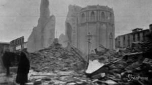 Sicilia, scoperta nello Stretto di Messina la faglia che causò il terremoto del 1908