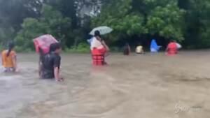 Tempesta nelle Filippine, almeno tre i morti