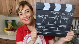 La food star Benedetta Rossi