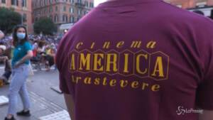 A Roma riparte il Cinema America con Speranza in prima fila