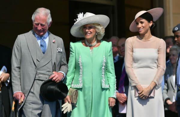 Garden Party a Buckingham Palace