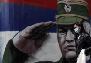 Atteso verdetto Mladic all'Aia: vedove Srebrenica davanti tribunale