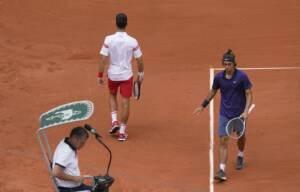Tennis, Roland Garros 2021 - Nono giorno