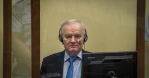 Il tribunale dell'Aia ha confermato la condanna all'ergastolo per l'ex generale serbo Ratko Mladic
