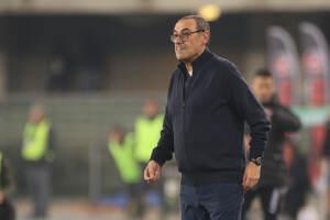 Lazio: ufficiale Sarri, sui social emoticon di una sigaretta